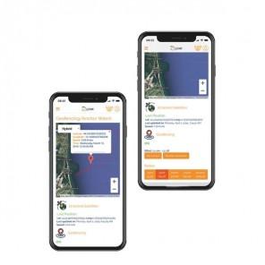 Gps Glomex per ZigBoat per tracciamento imbarcazione