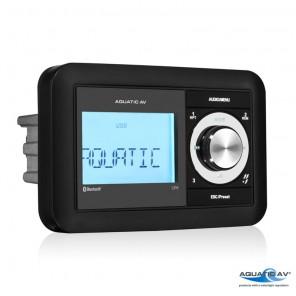 Radio stereo per barca Aquatic AV CP6 impermeabile IP65 compatto