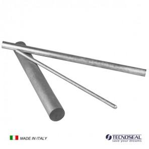 Barre in zinco 40 cm per usi vari