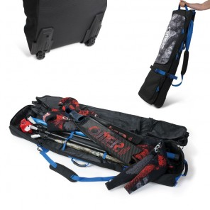 Omer Foldable Roller Bag Borsa Con Ruote Trolley