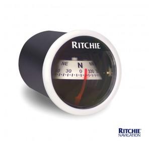 Bussola Ritchie Sport X-21ww Incasso 52mm Bianca