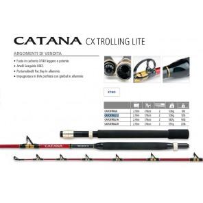Canna da Traina Shimano CATANA CX Trolling Lite