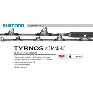 Canna Barca da Traina Shimano Tyrnos A Roller Guide