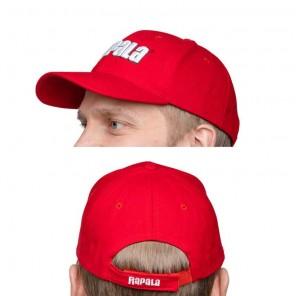 Cappello Rapala Classic Cap di colore Rosso