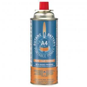 Cartuccia Gas Butano A4 220gr Per Fornelli e Stufe