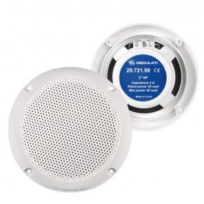 Casse stereo marine impermeabili Osculati vendita stereo per barche