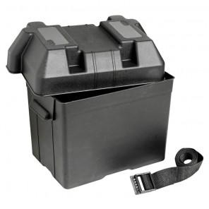Cassetta portabatteria per piccole batterie