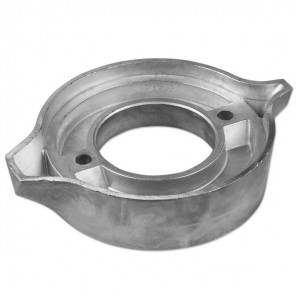 Anodo in zinco per Volvo Penta collare 875815