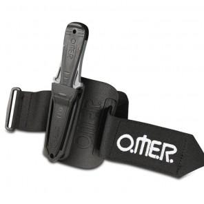 Coltello Con Fodero Per Braccio Omer Mini Laser