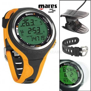 mares smart computer sub orange con interfaccia pc