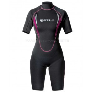 MUTA MARES SHORTY MANTA LADY NEOPRENE 2,2mm DONNA