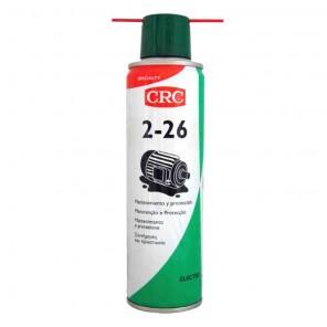 Lubrificante CRC 2-26 Electro 250ml per ambiente salmastroso