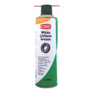 Grasso bianco al litio e PTFE CRC 500 ml spray