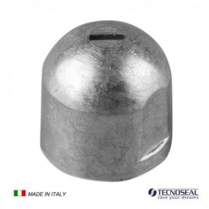Anodo in zinco per Mercury Mercruiser dado piede poppiero 55989