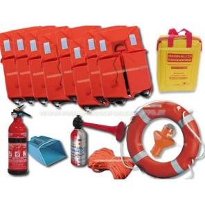 dotazioni obbligatorie barca salvagenti