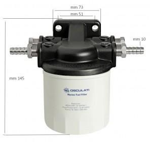 Filtro Benzina Da 182 a 404 Litri Al Minuto Equivalente Mercury