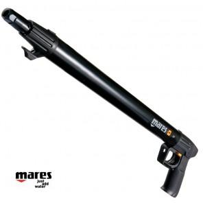 Fucile Mares Jet Black oleopneumatico