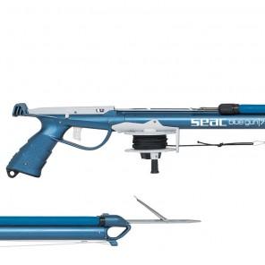 Fucile Seac Sub Blue Gun completo con mulinello