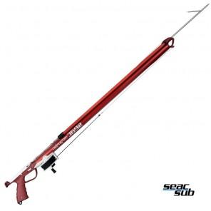 Fucile Seac Sub Red Gun completo con mulinello