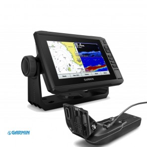 Ecoscandaglio Gps Cartografico Garmin Echomap UHD 72cv