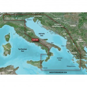 Garmin BlueChart® g3 HXEU014R Mare Adriatico
