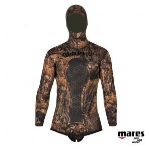 Giacca muta Mares Illusion 70 neoprene 7 mm Open cell