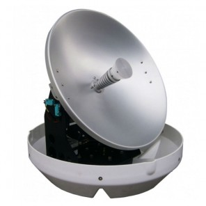 Antenna TV satellitare Glomex Saturn 1 V9100S2U