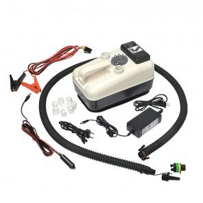 Gonfiatore Elettrico Scoprega GE 20-2 Ricaricabile 12V o 220V