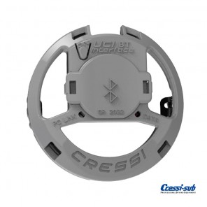 Interfaccia Cressi Sub Bluetooth per Michelangelo - Donatello