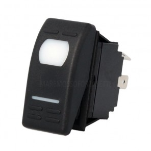 Interruttore impermeabile IP56 15A con spia Led
