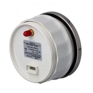 Spidometro Contamiglia con GPS e bussola BIANCO