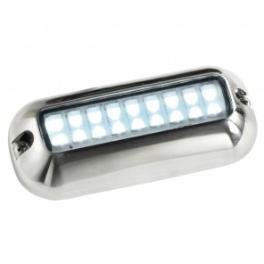 Plafoniera Luce LED Ø 102mm Senza Incasso 240 Lumen IP67