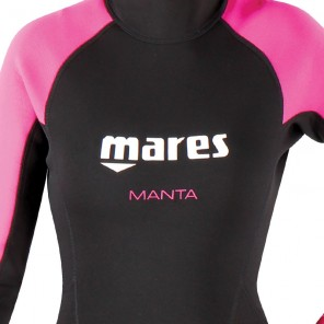 Muta Mares Steamer Manta Lady Neoprene 2,2 mm