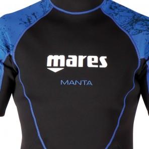 Muta Mares Shorty Manta Neoprene 2,2 mm