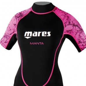 Muta Mares Shorty Manta Lady Neoprene 2,2 mm