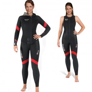 Muta per Donna Mares Dual She Dives Neoprene 5 mm