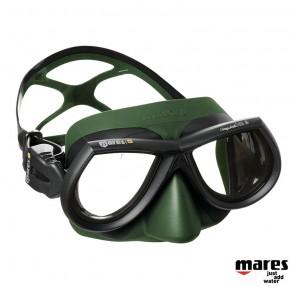 Maschera sub Mares Star Liquidskin Verde