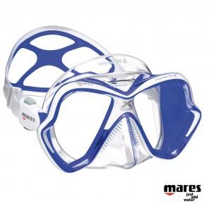 Maschera Mares X-Vision ultra Liquidskin clear lenti clear