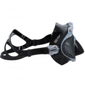 Maschera sub Mares I3 in silicone black