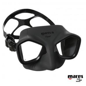 Maschera subacquea apnea Mares Viper Nera