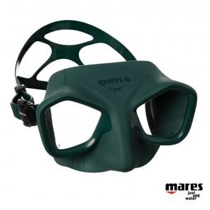 Maschera subacquea apnea Mares Viper Verde
