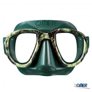 Maschera Omer Alien Mimetica Sea Green