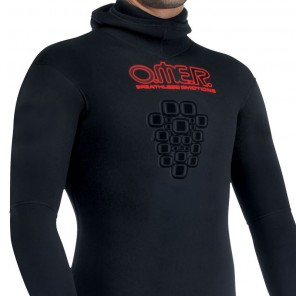 Omer Black Sea Muta Sub Neoprene 3mm Bifoderata