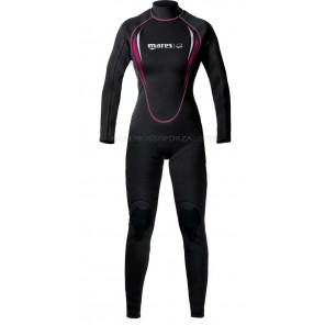 MUTA MARES STEAMER MANTA LADY NEOPRENE 2,2mm DONNA