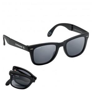 Occhiali Polarizzati Cressi Sub Taska Pieghevole Colore BLACK