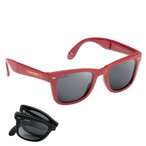 Occhiali Polarizzati Cressi Sub Taska Pieghevole Colore RED
