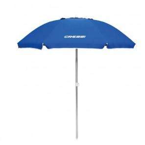 Ombrello da Spiaggia in Alluminio Cressi Sub Colore Blu