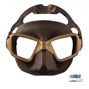 Maschera Per Apnea In Silicone Omersub Zero3 Mud