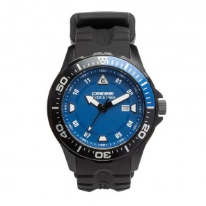 Cressi Sub Manta Watch BLUE-BLACK