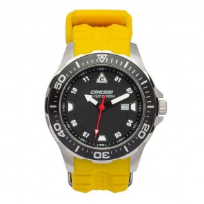 Cressi Sub Manta Watch GIALLO